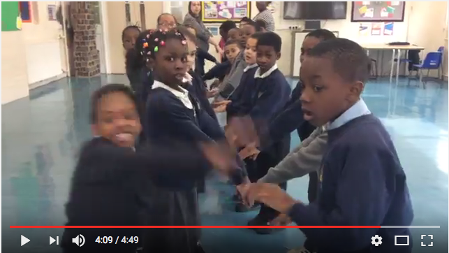 Year Calendar Overview : Our 'happy music video is live deptford park primary